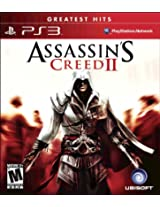 Assassin's Creed II - Greatest Hits Edition (PS3)