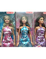 Barbie Target Exclusive 2014 Set Of 3 For Collectors