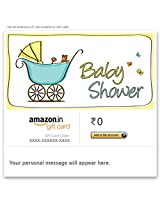 Congratulations(Baby Shower) - E-mail Amazon.in Gift Card