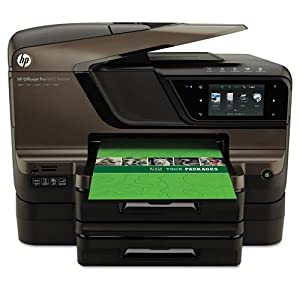HP - Officejet Pro 8600 Premium e-All-in-One Wireless Inkjet Printer - Sold As 1 Each - Versatile, high-quality performance.