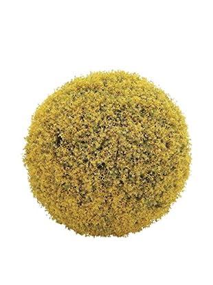 Faux Yellow Flower 16