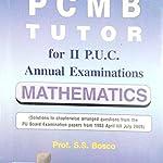 PCMB TUTOR MATHEMATICS FOR 2ND PUC