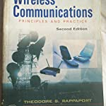 Wireless communication principles and practice by Theodore S Rappaport [2nd edition]