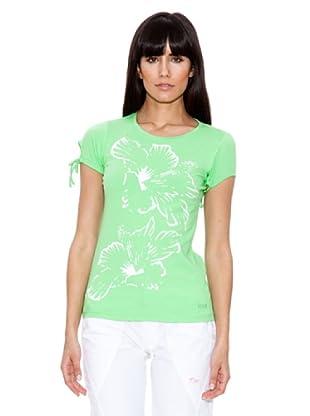 Rox Camiseta Manga Corta Sajunio (Verde Menta)