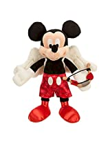 Disney Mickey Mouse Cupid Plush Valentines Day Small 9