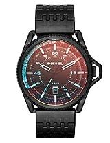 Diesel Rollcage Analog Black Dial Men's Watch - DZ1720