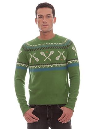 Gant Jersey Coderas (Verde)