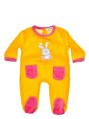 Bebesvelt Pijama Bebé (naranja)