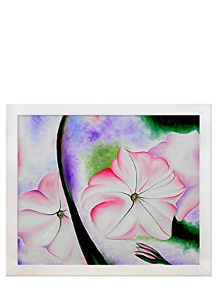 Georgia O'Keeffe: Petunia No.2