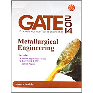 GATE Guide Metallurgical Engineering (OLD EDITION) (OLD EDITION)