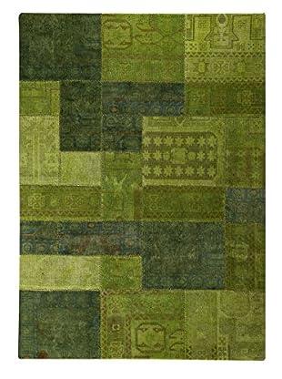 Mat Vintage Renaissance Rug (Green)