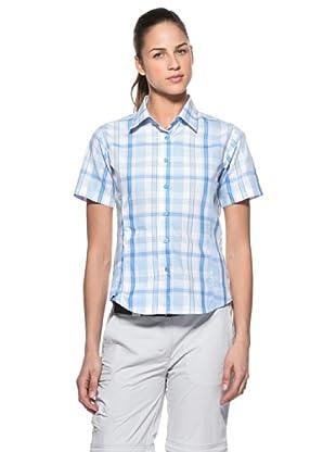 Salewa Camisa Hannah Dry (Blanco)