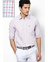Light Blue Casual Shirt Allen Solly
