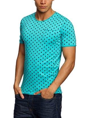 Villain Camiseta Mitchell (Turquesa)