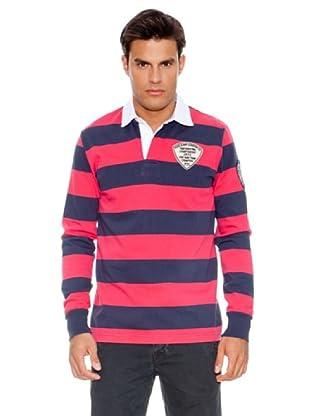 Pepe Jeans Poloshirt Redge (marine/fuchsia)
