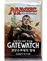 Magic: Oath Of Gatewatch: Korean Booster Pack