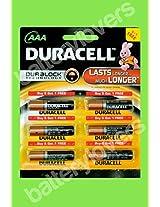 Duracell AAA Alkaline MN2400-LR03 1.5V Dec 2022 (5 + 1PCS)