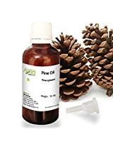 Allin Exporters Pine Oil - 100% Pure , Natural & Undiluted - 50 ML