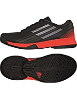 Adidas Sonic Attack K Unisex Black/Solar Red Sports Shoes - 4