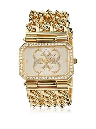 Guess Reloj de cuarzo Woman Dorado 38 mm