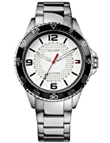 Tommy Hilfiger Analog Black Dial Men's Watch - NTH1790799/D