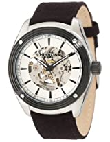 "Stuhrling Original Men's 209C.331OB2 ""Millennia"" Automatic Skeleton Sportsman Watch"
