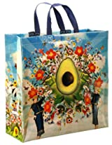 Blue Q Avocado Shopper