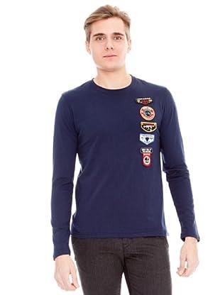 Unitryb Camiseta Manga Larga (Marino)