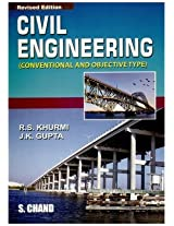Civil Engineering: Conventional and Objective Type