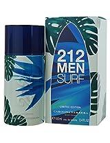 212 Surf Eau De Toilette Spray (Limited Edition) 100ml/3.4oz