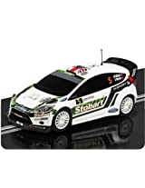 Scalextric C3284 Ford Fiesta RS WRC Vehicle, Scale 1/32