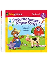 Baby Genius - Favourite Nursery Rhyme Songs Audio CD In English