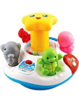 Vtech Disney 80-60840/60843/111003 Spin and Learn Top