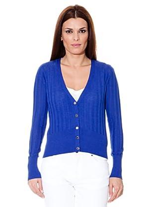 Cortefiel Cardigan (Blau)