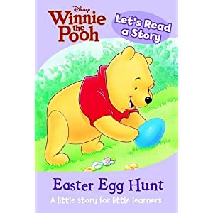 Disney WTP: Easter Egg Hunt (Disney Mini Read a Story Book)