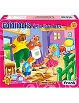 Frank 33105 Goldilocks and the Three Bears