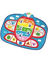 Winfun Step-to-Learn Playmat, Multi Color