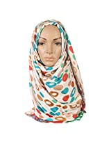 Muslimkart Women's Hijab (Multi-Color)