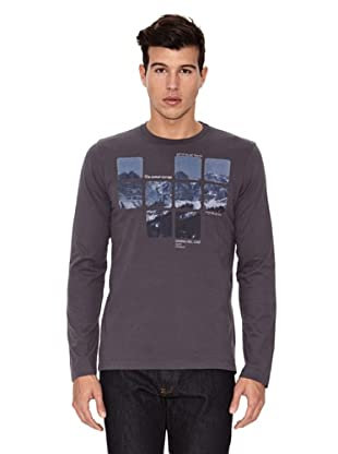 Grifone Camiseta Olimpo (Antracita)
