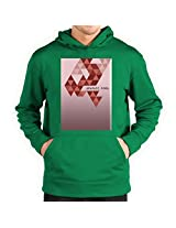 graphic porn Men's Hoodie by Aroma Mandal