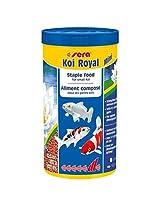 SERA Koi Royal | Mini | 1000ml | Aquarium Pond Fish Food
