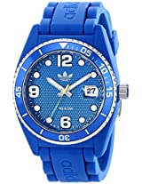 Adidas Brisbane Analog Blue Dial Unisex Watch - ADH6153