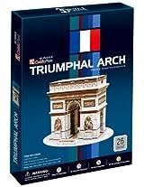 3D Puzzle - Arc De Triomphe Paris
