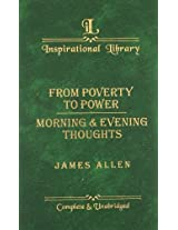 From Poverty to Power/Morning & Evening Thoughts (Wilco Inspirational Library)