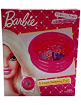 Barbie 3 Layered Swimming Pool, Multi Color