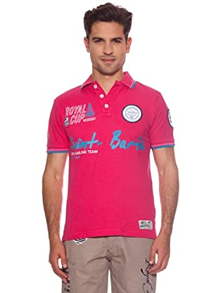 Geographical Norway Polo Kolo (Fucsia)