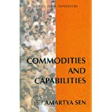 Commodities and CapabilitiesAmartya Kumar Sen�ɂ��