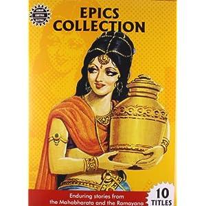 Epics Collection (Amar Chitra Katha)