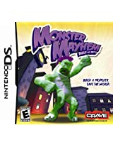 Monster Mayhem: Build & Battle - Nintendo DS