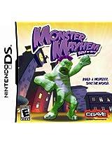 Monster Mayhem: Build & Battle - Nintendo DS